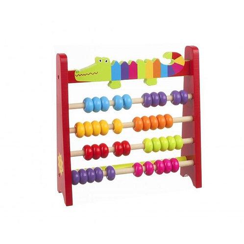 Orange Tree Toys Crocodile Abacus