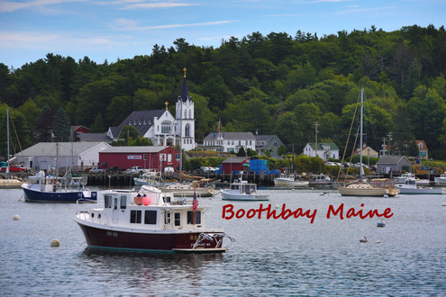 Boothbay Maine