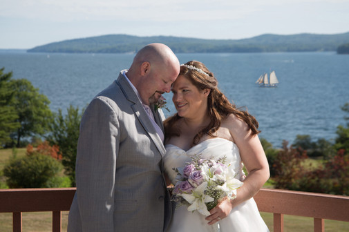 Maine Coastal weddings