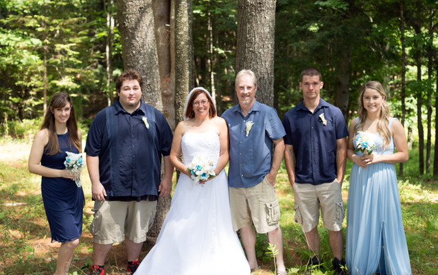Union Maine weddings