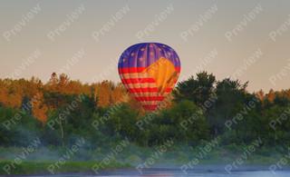 117 Freedom flyer Tallahassee Florida Balloo