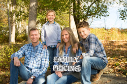 Family pricing
