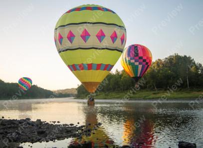 144 Presque Isle Maine 2019 Balloon Fest