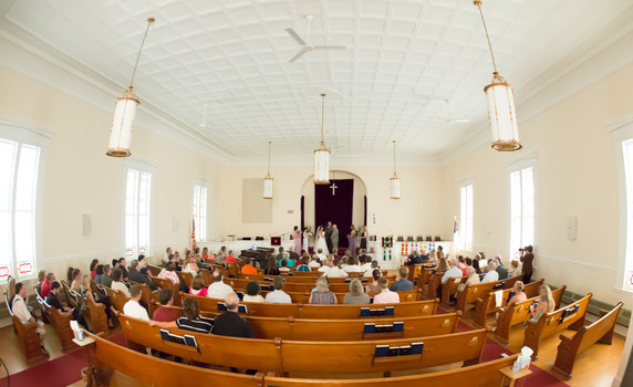 Maine Church Weddings