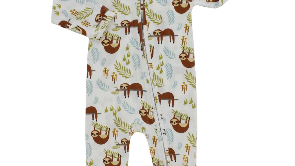 Bamboo Pajamas - Sleepy Sloth