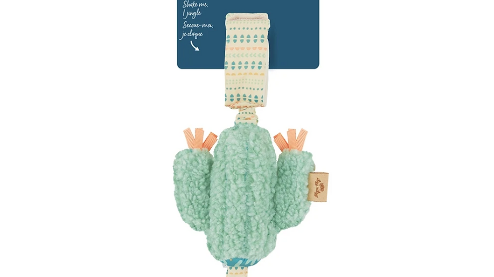 Jingle Travel Toy - Cactus
