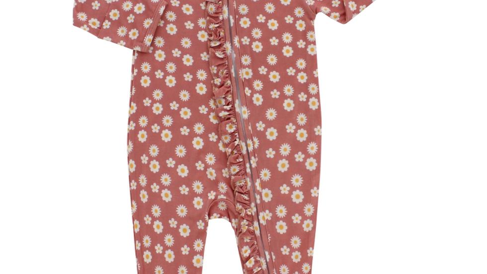 Bamboo Pajamas - Rose Daisy