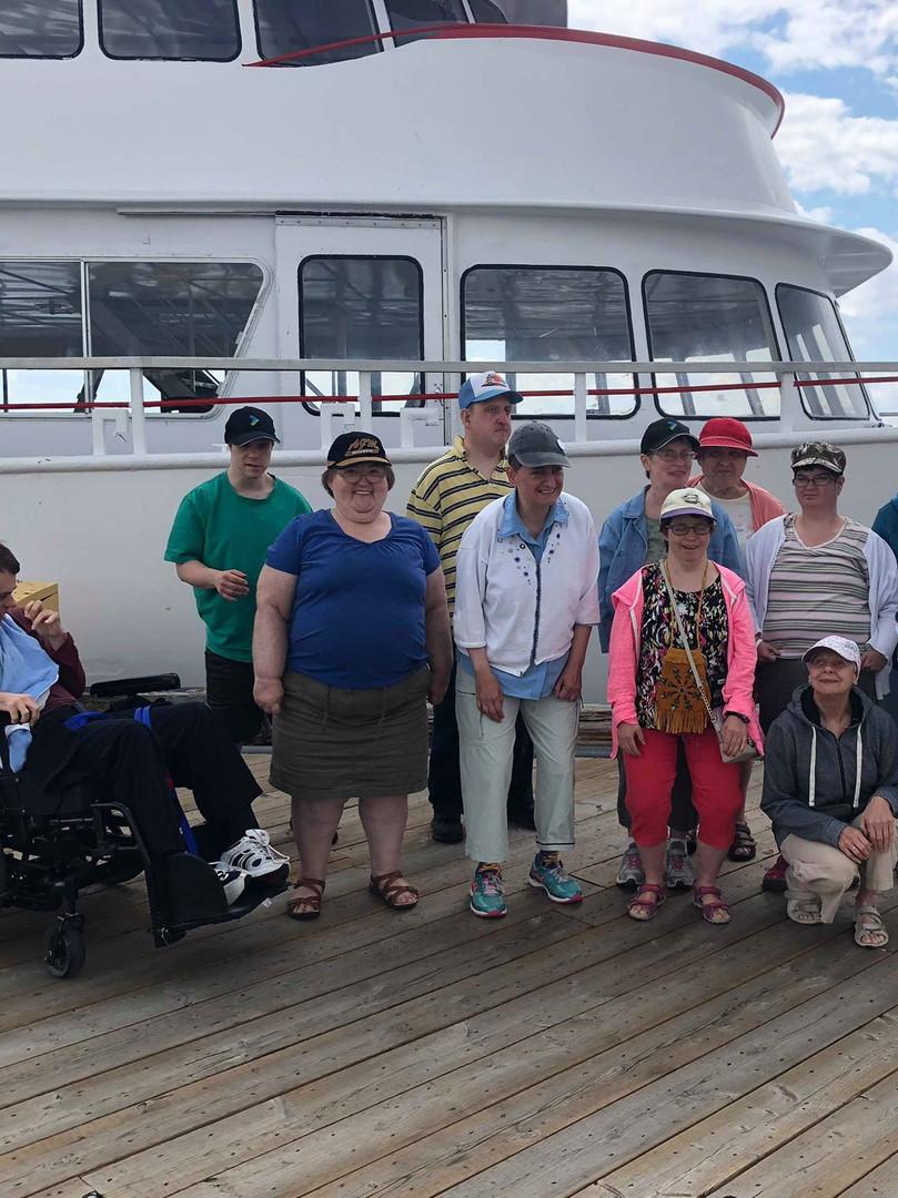 A Wonderful Trip on Lake Temiskaming!