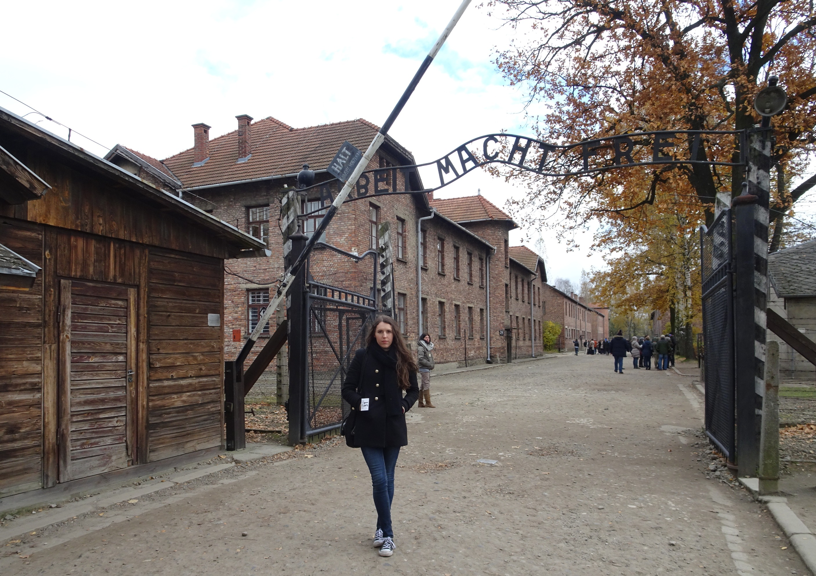 Auschwitz Concentration Camp, Poland