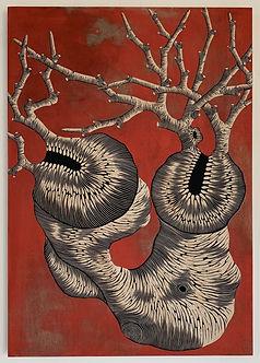 Zoe Ouvrier / Inform Tree / 100 x 70 cm  *©ZoeOuvrier / Courtesy PR Gallery.jpg
