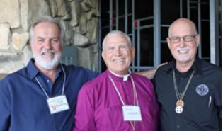 Hugh Bromily, John Marshall, and Malcolm Self