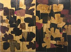 Reza Derakshani / Day and Night 1/ 2016 / Oil on canvas / 183 x 244 cm / Courtesy Podgorny Robinson Gallery . *©RezaDerakshani