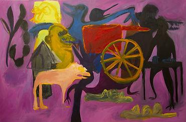Julian Farade / Podgorny Robinson Gallery