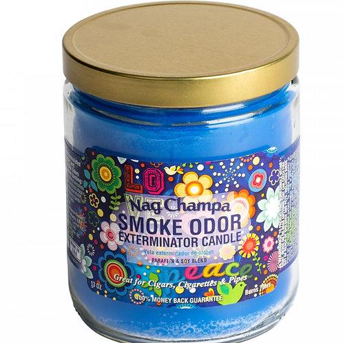 Chandelle smoke odor exterminator