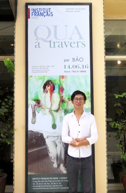 First exhibition in  Vietnam