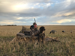 Field hunt 2019 - Jen and Anna