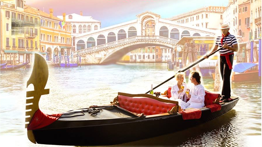 Romantic Gondola Ride