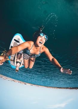 Big Sup Dive