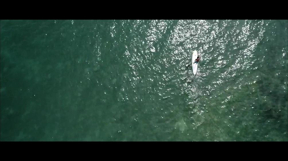 Garda Lake Sup Tour Drone