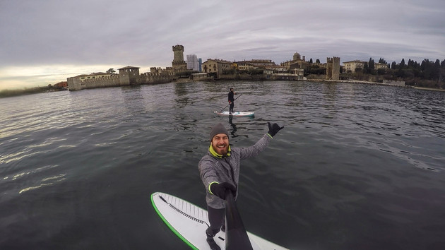 Sirmione Winter Sup Tour