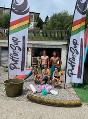 Clean Me Up Sup Event