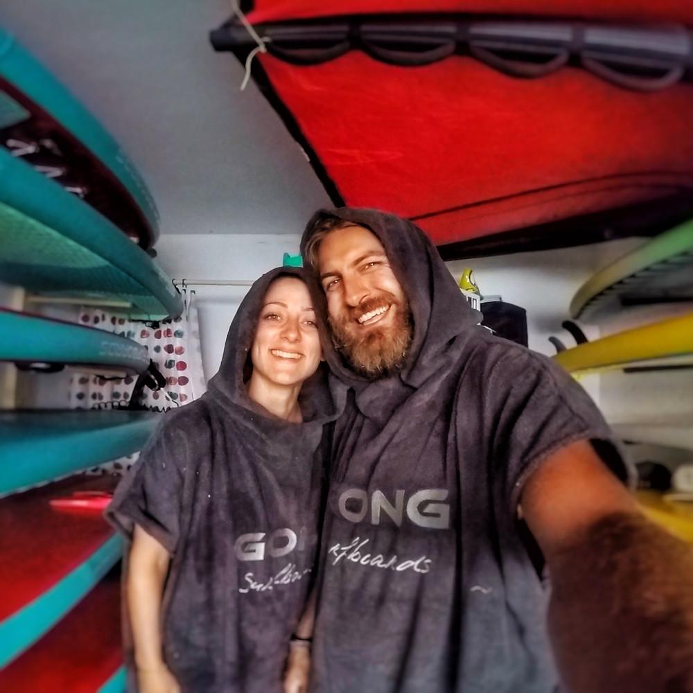 Istruttori di stand up paddle certificati CONI