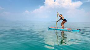 7 Perché dello Stand up paddle