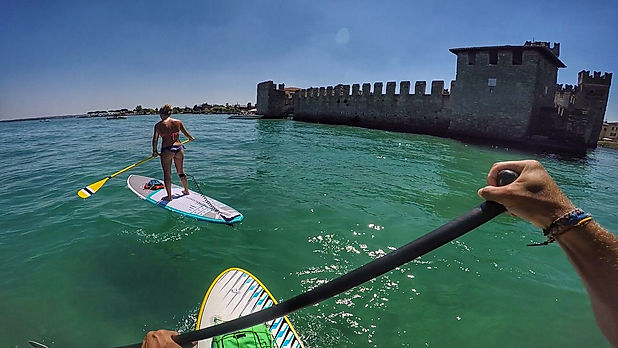 Sirmione Tour Stand up paddle