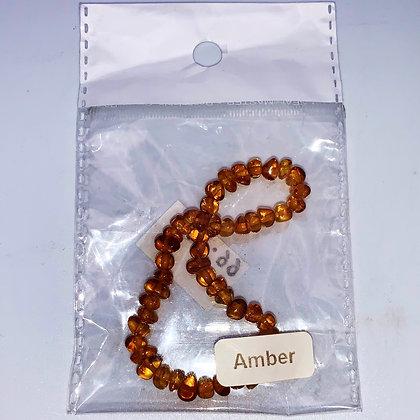 Children's Amber Anklet/Bracelet