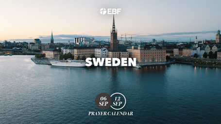 Prayer Calendar | The Uniting Church in Sweden