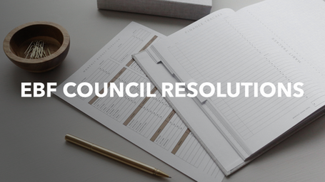 2021 | Council Resolution