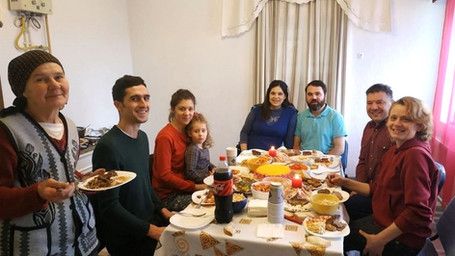 Missional Commitment in Moldova
