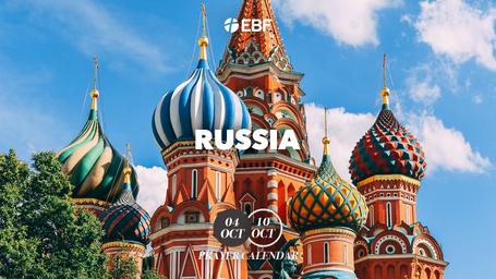 Prayer Calendar | Russia