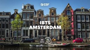 Prayer Calendar | IBTS Amsterdam