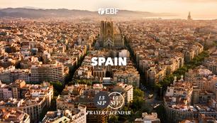 Prayer Calendar | Spain