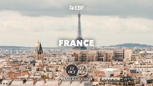 Prayer Calendar | France