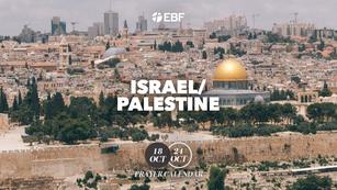 Prayer Calendar | Israel & Palestine