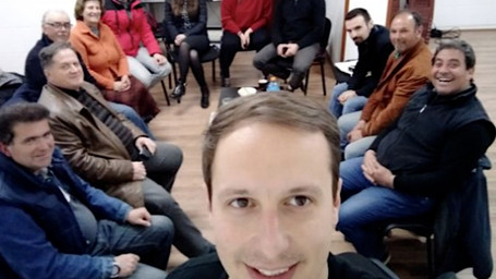New Church Plant in North Macedonia