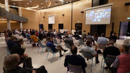 EBF Council 2021: Discerning God's Future Together