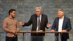 """BWA President Visits Germany: """"God Gives Us Joy And a Vision"""""""