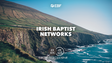 Prayer Calendar | Irish Baptist Networks