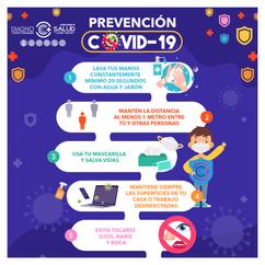Prevención Covid