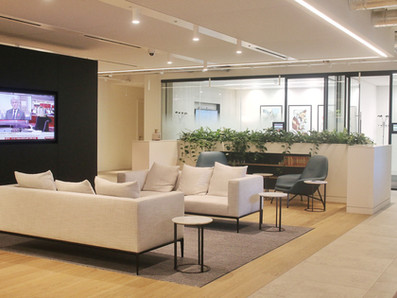 Social Media Giant Taps PTS for Their Workplace Expansion Projects in Asia