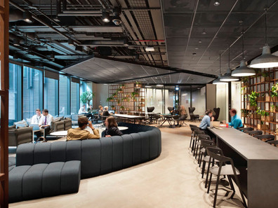 Deloitte's London HQ Becomes the City's First WELL-Rated Office