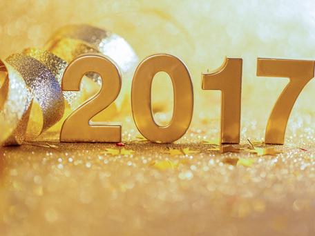 Wij wensen u een gelukkig en gezond 2017