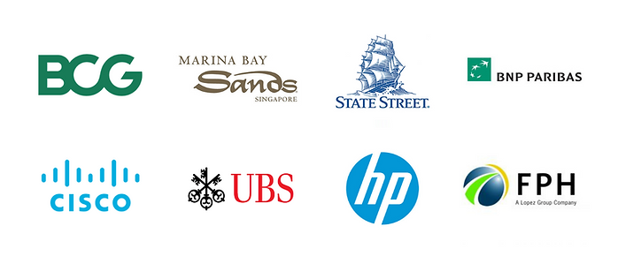 PTS Singapore | Clients | See the local and global companies we have served from across the Asia Pacific region