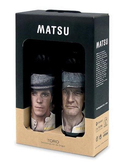 Giftbox MATSU 2 flessen