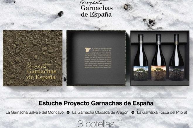 Giftbox GARNACHAS 3 flessen