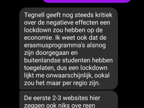 Fake news over de situatie in Zweden