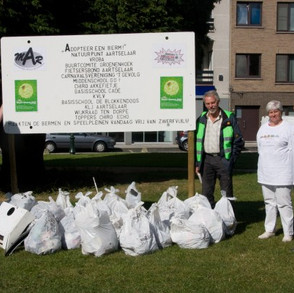 World Clean Up Day 2012